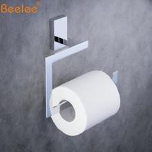 Beelee настенное латунное кольцо для полотенца аксессуары для ванной комнаты Набор туалетной бумаги держатель BA9703C