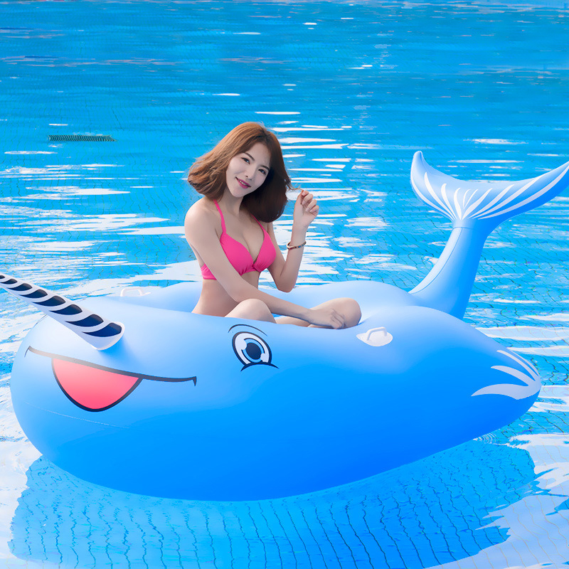 Pink Shell With Glitter 160cm Giant Lie-on Inflatable Pool Rafts Air Mattress Beach Lounger Water Floats Fun Toys Swimming Ring Comfortable And Easy To Wear Pool Rafts & Inflatable Ride-ons