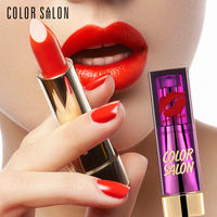 Color Salon Optional Sheer Tone Lipstick 3 8g Moisturizing Lip Contain Vitamin E Moisturizer Matte Tint