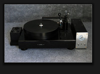 10th Anniversary MKII Air bearing Turntable With MB51 High Precision DC Brushless Motor LP Turntable Vinyl Record Player
