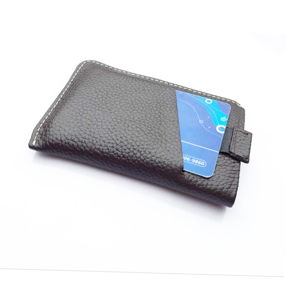 Australia brand ID card holder for men Genuine Leather slim Card ...