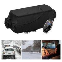 24V 5000W QN 202 Parking Fuel Air Heater Fuel Heater Car Air Conditioning Truck Diesel Heater