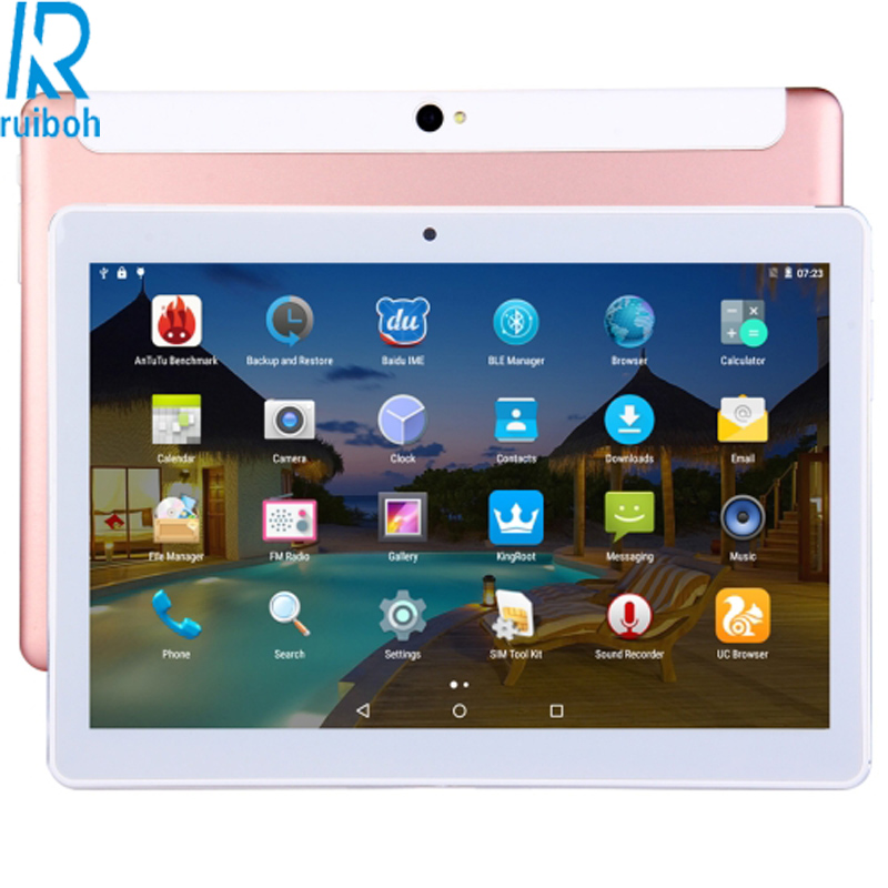 10 1 inch Original 3G Phone Call Android Octa Core Android 5 1 Certification Tablet WiFi