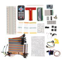B Type GPIO DIY Expansion Kit 40Pin Rainbow Cable Breadboard GPIO V2 Shield Adapter Expansion Board