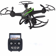 Cheerson Helicopter CX-35 2.4GHz 4CH 6Axis UAV With 2MP camera 5.8G FPV Video height hold RC aircraft with 2G SD card and reader