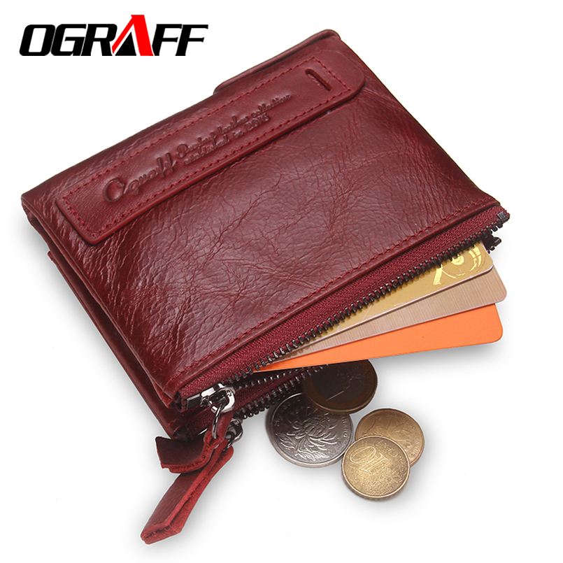 OGRAFF Гаманець Натуральна Шкіра - Гаманці та портмоне