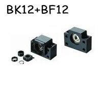 Новый 1 шт. BK12 и 1 шт. BF12 ballscrew Конец Поддержка ЧПУ