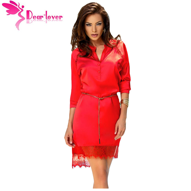 Cool Honey Amp Lace Red TShirt Dress  Women  Zulily