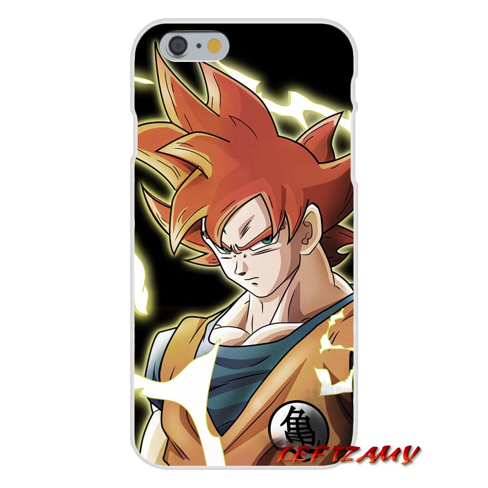 For Samsung Galaxy A3 A5 A7 J1 J2 J3 J5 J7 2015 2016 2017 Accessories Phone Shell Covers Dragon Ball Dragonball Z Goku Durable Modeling Half-wrapped Case Cellphones & Telecommunications