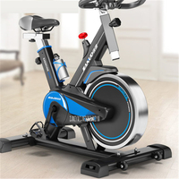 JN D600 ультра тихий фитнес автомобиль домашние велосипеды крытый спорт для занятий фитнесом и потери веса оборудование нагрузка 150 кг крытый
