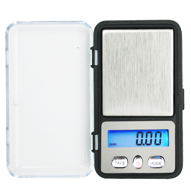 91c6c402c82a US $4.69 6% OFF|New 200g x 0.01g Mini Electronic Digital Jewelry weigh  Scale Balance Pocket Gram LCD Display 7%off-in Weighing Scales from Tools  on ...