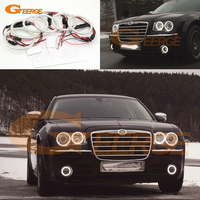 For Chrysler 300C 2004 2005 2008 2009 2010 Excellent 6 Pcs Smd Led Angel Eyes Super