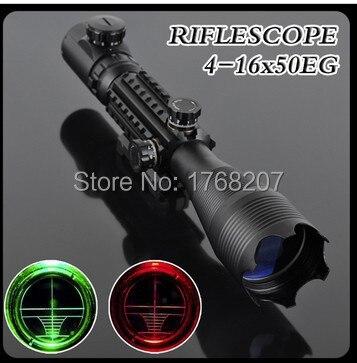 SNIPER LLL Night Vision Scopes Air Rifle Gun Riflescope Outdoor Hunting Telescope Sight High Reflex Sight Gunsight C4-16X50EG автошторки премиум lll в москве