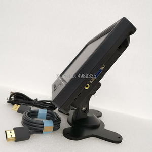 Image 5 - 7 אינץ צג תצוגת אות מבחן מסך HDMI PS4 פטל Pi פיזי רזולוציה 1024x600ips