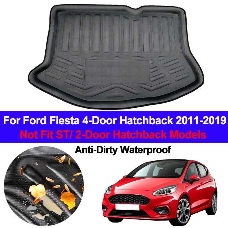 FOR Ford Escape Car Rear Cargo Boot Trunk Mat Environmental pad Car mats