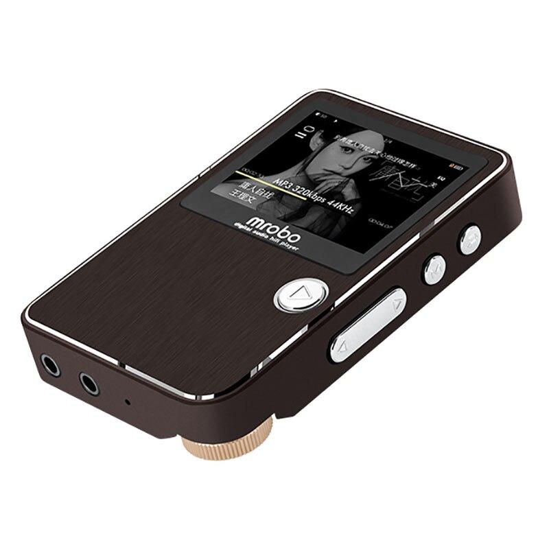 Lecteur MP3 niveau Master bande sans perte lecteur de musique DSD64 HIFI musique haute qualité Mini sport salut Fi dur décodage baladeur