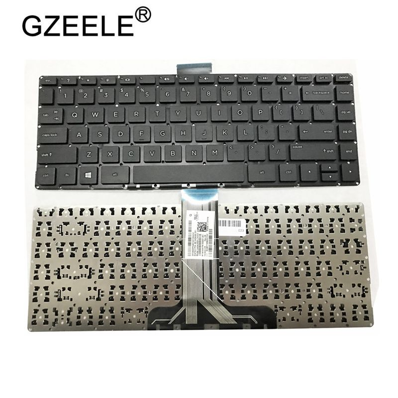 GZEELE NEW US Laptop Keyboard For HP Pavilion 13-s194nr 13-s195nr 13-s199nr X360 13-S 13-s 13-s000 13t-s000 X360 Series