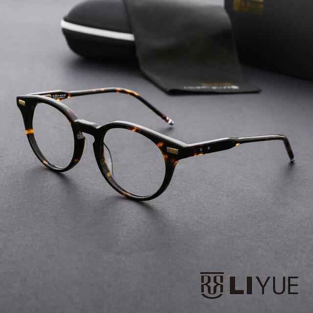 Дизайнер оптические очки снимите очки близорукость круглые очки оливер народов очки старинные очки очки по рецепту 404