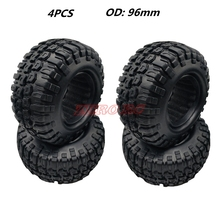 "RC 1/10 Scale Truck 1.9"" TIRES ROCK CRAWLER 96mm TYRE W"