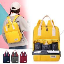 Fashion Mummy Maternity Nappy Bag Mommy Diaper Bag Large Capacity Baby Travel Backpack Designer Nursing Bag for Baby Stroller