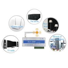 цена на APP Appliances Smart Remote GSM SMS Controller Wireless On/Off Control Switch Socket L4-GSM US EU UK Plug