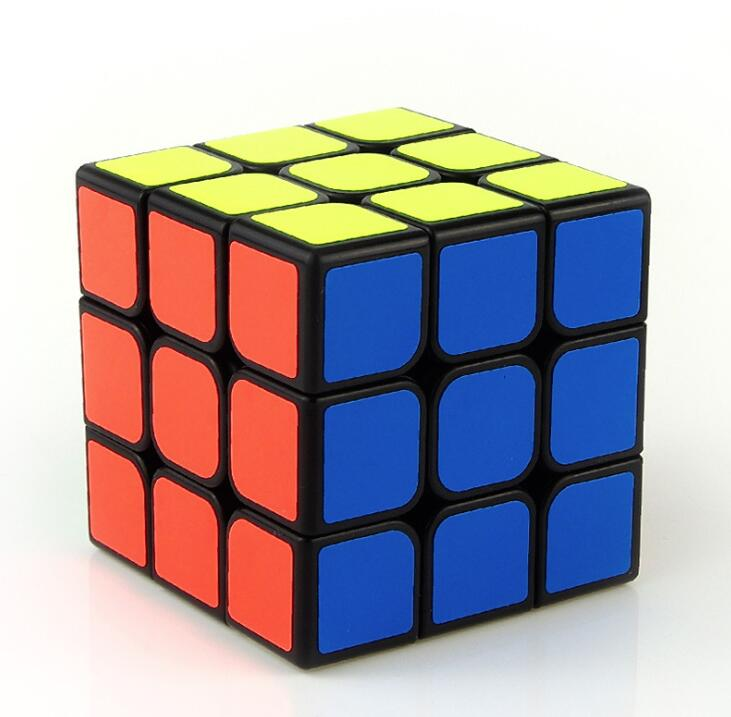 Toys & Hobbies Shegnshou Brand Guarantee 3x3x3 Magic Cube Professional Competition Speed Cubo Puzzle Cube Cool Children Toys Kids Gifts Wide Varieties Puzzles & Games