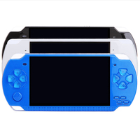 X6 Childdren Handheld Game Players 8G 4.3 inch MP4 Video Game Console TV Out Game Player Support For Camera Video E book Game