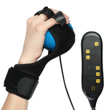 Elektrische Hot Comprimeren Vinger Grip Revalidatie Training Vinger Hemiplegie Herstel Fysiotherapie Apparatuur Training Massager
