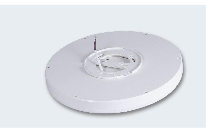 HTB1Ln1fahrvK1RjSszeq6yObFXaE Smart PIR Motion Sensor LED Ceiling Lights 12W 18W 220V Led Ceiling Lamp Light for Home Hallway Stairway Garage Porch Laundry