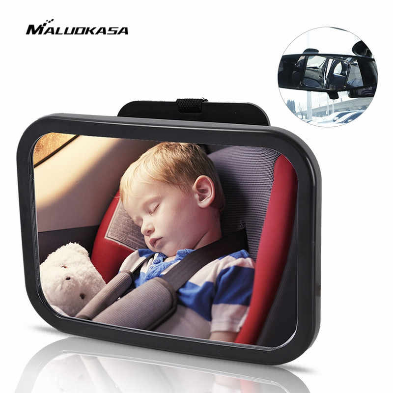 Spiegel Baby Auto.Maluokasa Car Back Seat Baby Safety Mirror Adjustable Baby