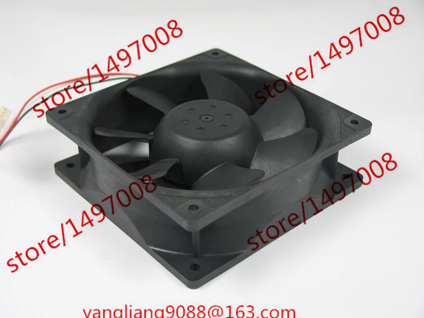 Emacro CNDC24Z4P-977 DC 24V 0.42A     120x120x38mm  Server Square  Fan термос арктика 109 1800м зеленый