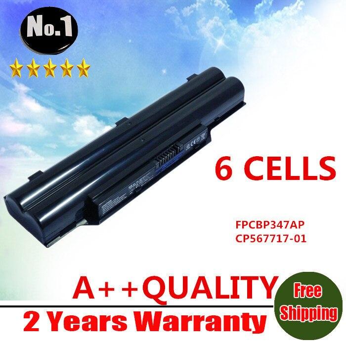WHOLESALE NEW 6CELLS Battery FOR Fujitsu Lifebook A532 AH532 AH532/GFX FPCBP331 FMVNBP213 FPCBP347AP CP567717-01