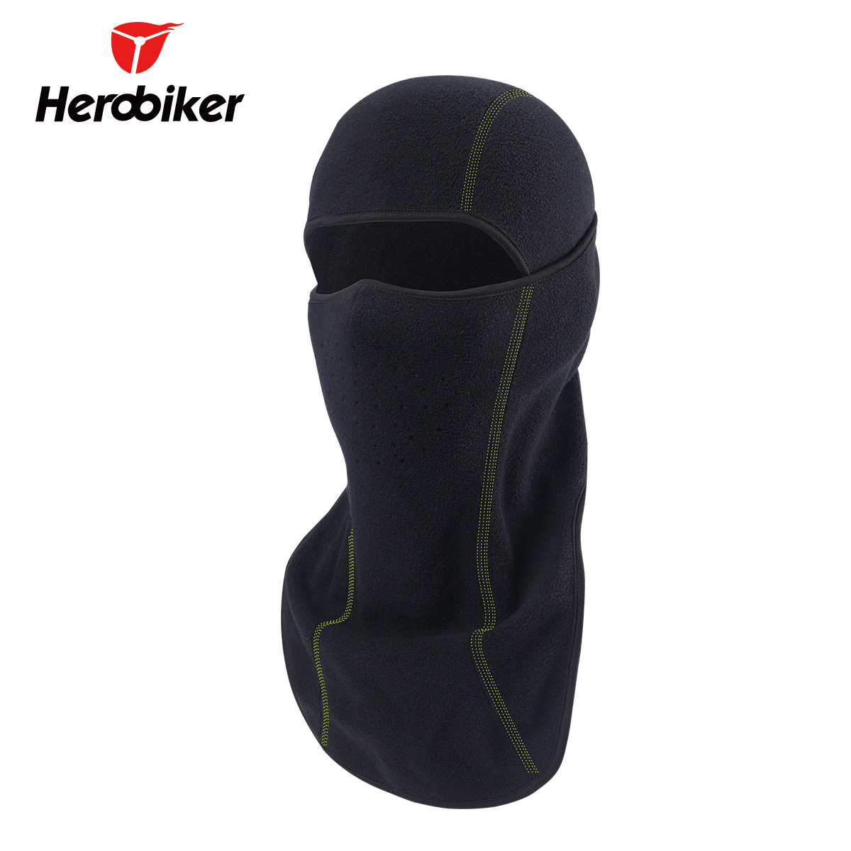 HEROBIKER Motorcycle Face Mask Shawl Autumn Winter Thermal Fleece Face Shield Mask Moto Balaclava Windproof Cycling Ski Scarf thermal fleece balaclava ski hat hood bike wind stopper face mask new caps neck warmer winter fleece motorcycle neck helmet cap