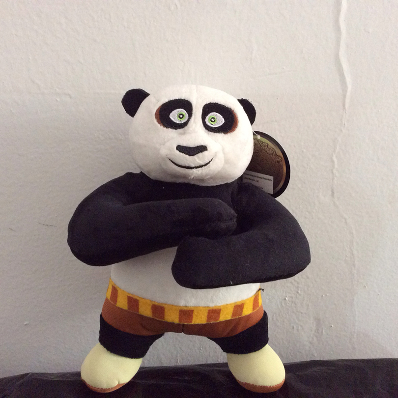 23cm KungFu Panda Po Plush toy Stuffed Animals Soft kids doll for Children gift