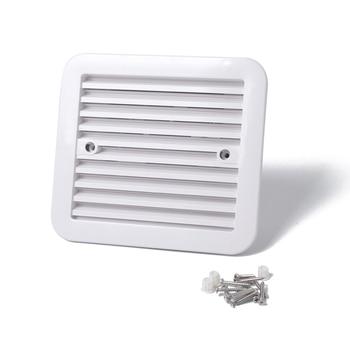 Dc 12 v rv 캠핑 모터 홈 냉각 팬 공기 환기 환기 내구성 플라스틱 날씨 증거 및 내마 모성