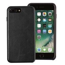 20 יחידות Sumgo בציר חזרה עור מקרה עבור iPhone 8 7 6 s 6 מקרה יוקרה עסקים אמיתי עור עבור iPhone X מקרי טלפון אלגנטי
