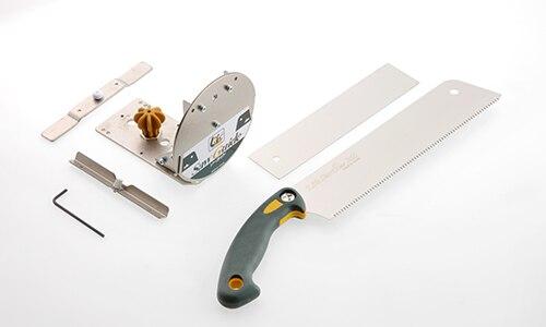 Jeu de GUIDE de scie + S-265 universelle Kataba z-saw, fabriqué au japon