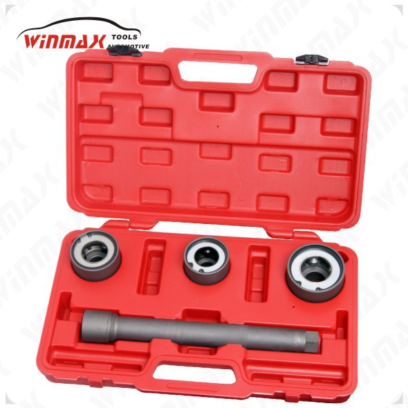 ФОТО WINMAX 4pc Steering Rack Knuckle Tool Tie Rod End Track Axial Joint Removal 30-45mm New WT04820