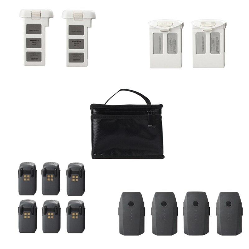 Fireproof Lipo Battery Carry Bag For DJI Spark font b Mavic b font font b Pro