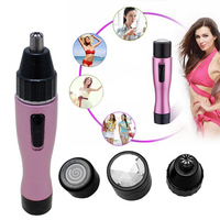Multifunction Shaver Electric Lady Trimmer Hair Removal Female Shaving Machine Women Razor Waterproof Armpit Legs Hair
