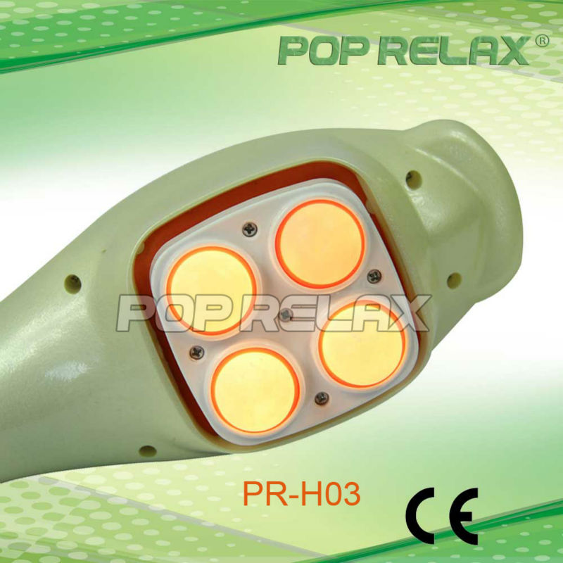 ФОТО POP RELAX Red light heating therapy Natural Jade body massager PR-H03