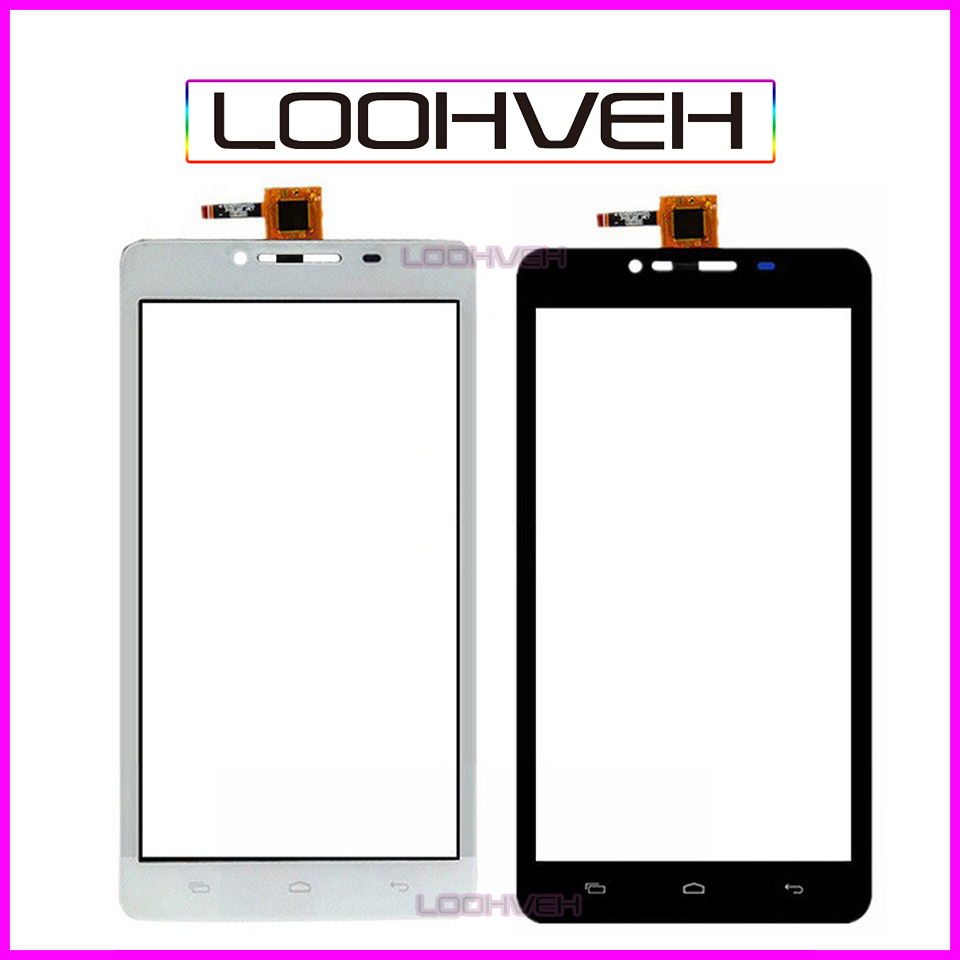 10Pcs/lot 6.0 Touch Screen For Fly IQ4601 Era Style 2 Digitizer Front Glass Lens Sensor Panel High Quality