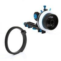 FOTGA DP500III QR A/B Follow Focus 15 мм/19 мм стержень установка Arm Комплект для FS700 C300 BMCC профессиональных концевой последователем внимание комплект