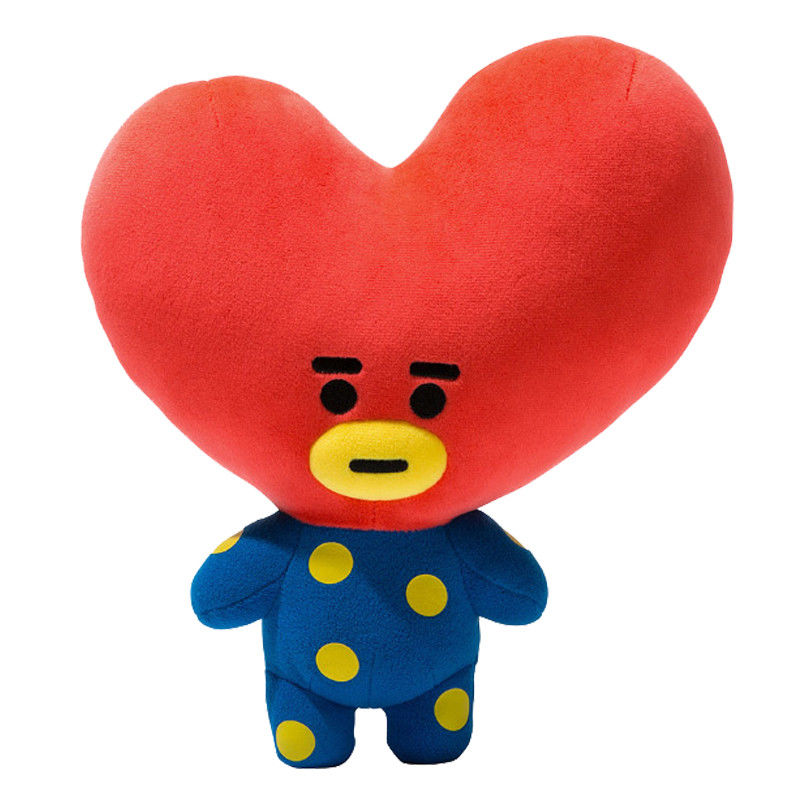 New Kpop Bangtan Boys Bts Bt21 Vapp Same Pillow Plush Cushion Warm Bolster Q Back Soft Stuffed Doll 25 Cm Tata Cooky Chimmy Strong Packing Novelty & Special Use Costumes & Accessories