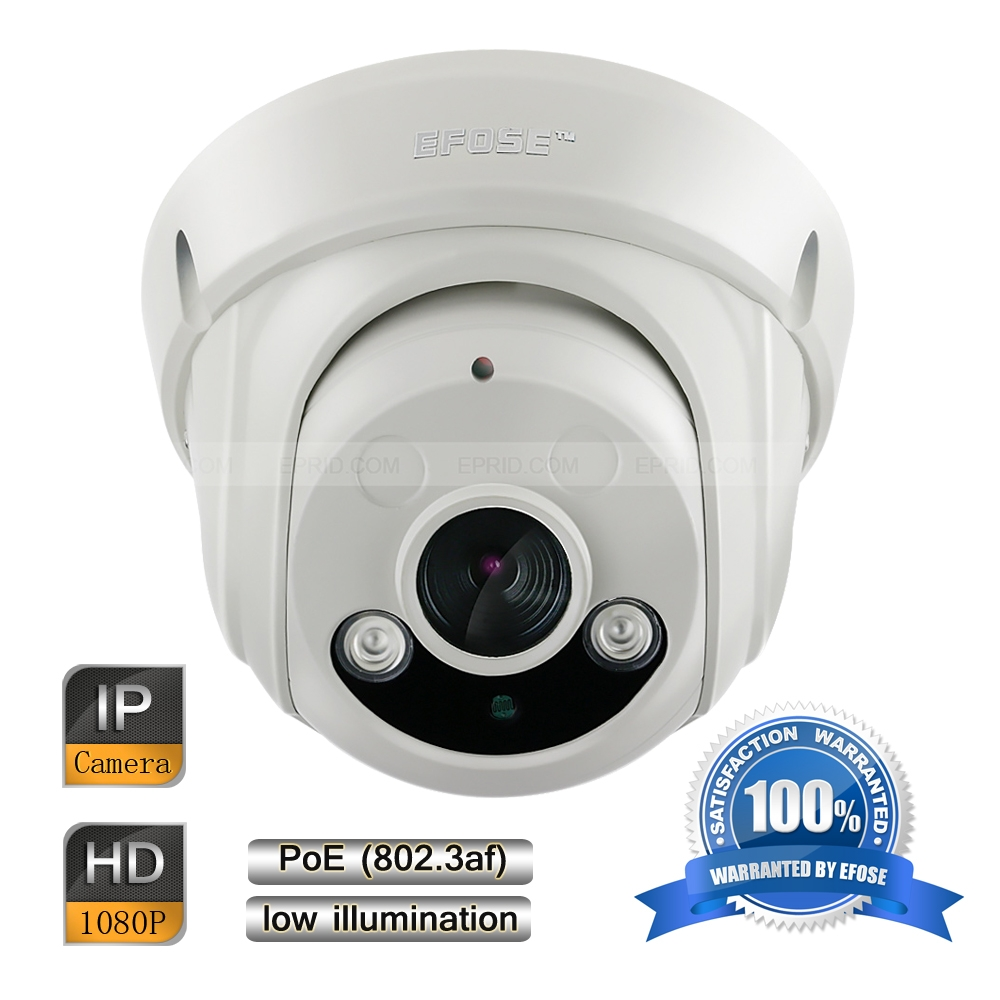 FO-3ID242-P CCTV Securit 2MP Full HD Network IR Dome POE IP Camera 1/3 CMOS Vandal-proof HD 1080P 2PCS Array IR Low Illumination hk1080ir2 waterproof 1080p hd 1 3 cmos 1 0mp cctv camera w 2 ir led silver