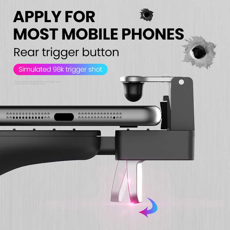 IPega PG 9117 PG-9117 геймпад триггер Pubg контроллер мобильный джойстик для телефона Android iPhone игровой коврик консоль управления Joistick