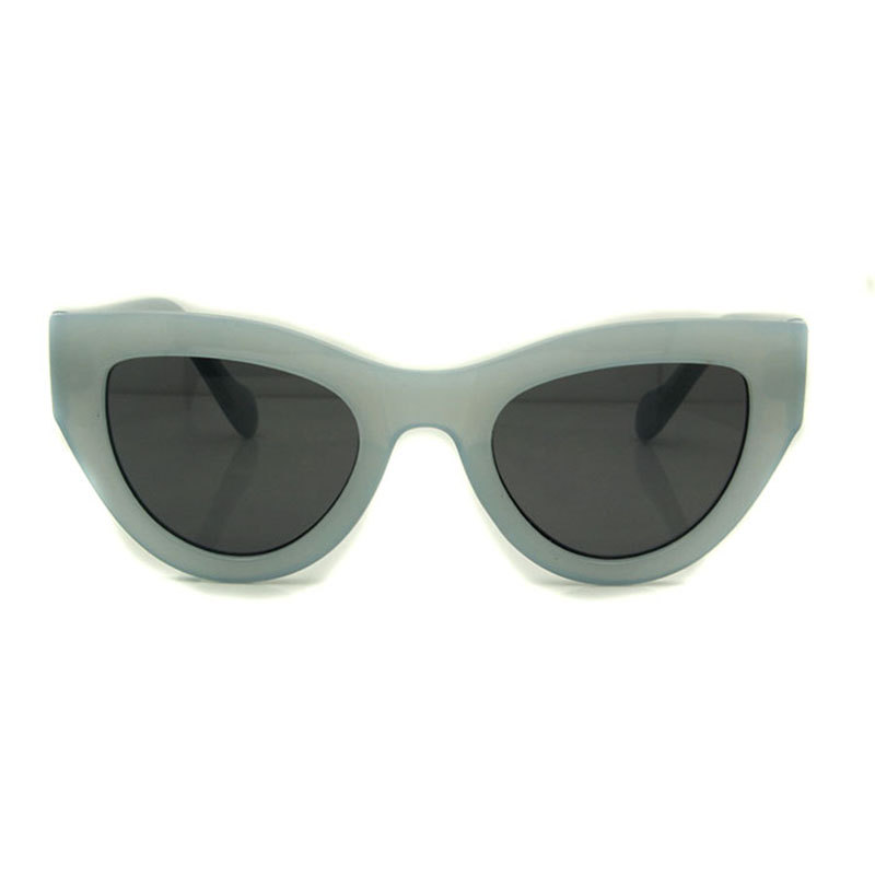 ESNBIE Pink Sunglasses Wanita Cat Eye Vintage Kacamata Matahari Seksi - Aksesori pakaian - Foto 5