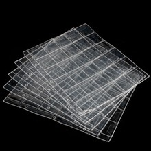 30 Pockets Classic Coin Holders Folder Pages Sheets For Storage Collection Album(China)