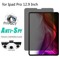 Protector Film 3D 9H Tempered Glass Screen Protector for Ipad Pro 12.9 Inch 2018 F.13
