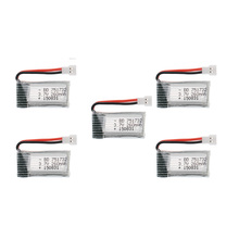 Upgraded 3.7V 260mAh Lipo Batteries for JJRC H8 Mini RC Quadcopter Eachine H8 5Pcs
